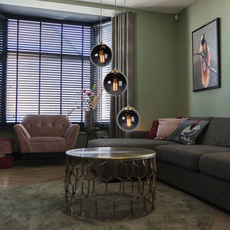 Hanging Lamp Living Room Art Deco, Art Deco Living Room
