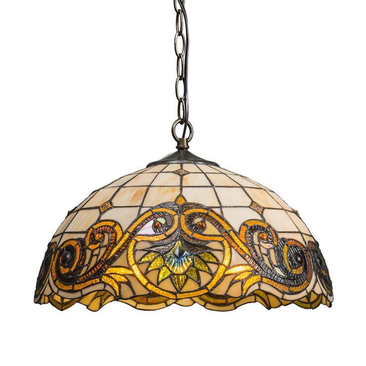 Pendant Lamp Tiffany Sunflower 2
