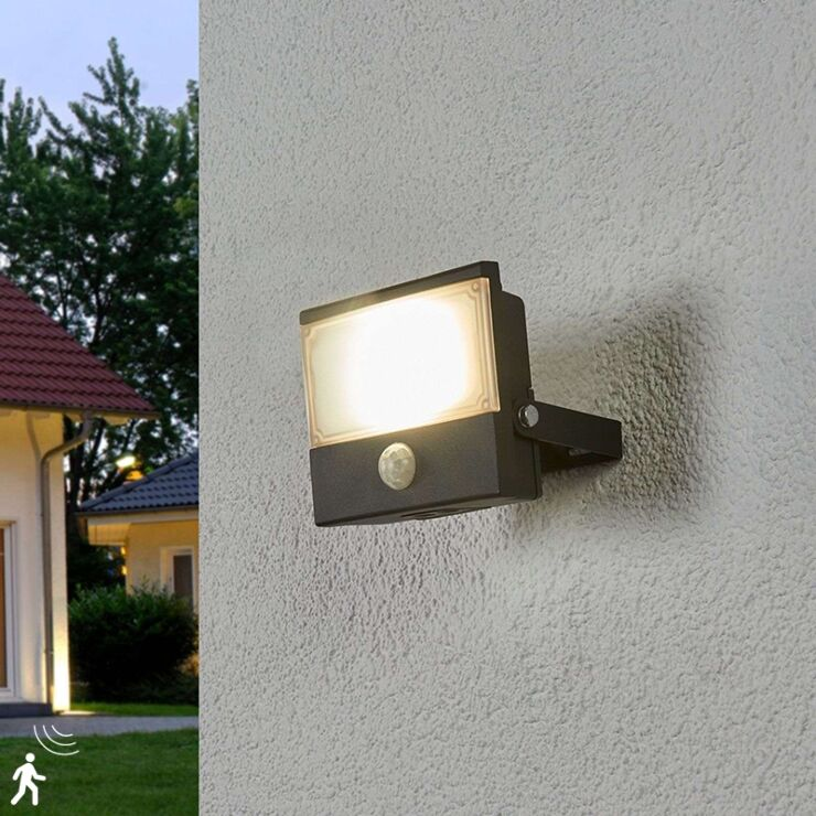 Motion Sensor Incl Led Auron, Outdoor House Led Lights With Motion Sensor