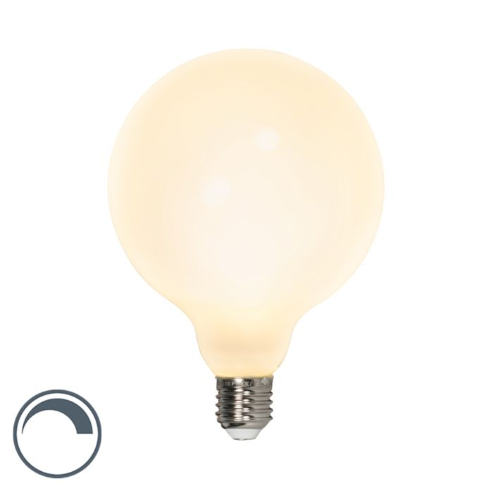 E27-LED-G125-Frosted-8W-900LM-2700K-Dimmable