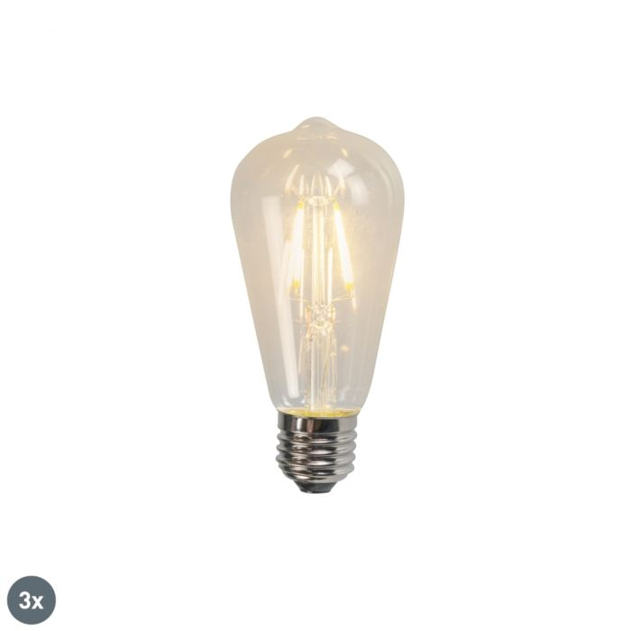 Set-of-3-E27-LED-ST64-Clear-Filament-4W-470LM-2700K