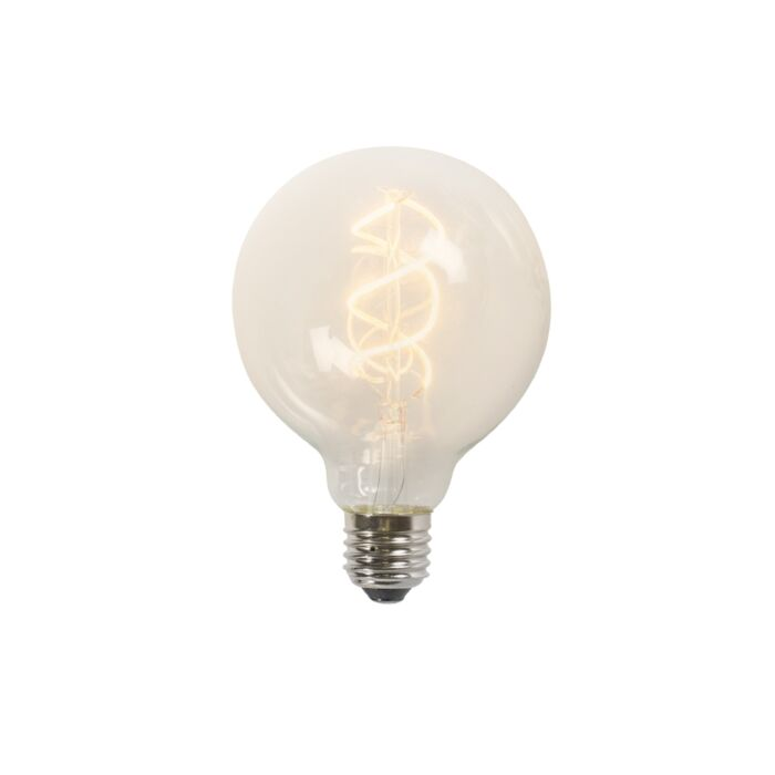 E27-LED-G95-Clear-Spiral-Filament-5W-300LM-2200K