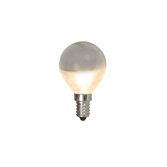E14-LED-Silver-Mirror-Head-4W-370LM-2700K-