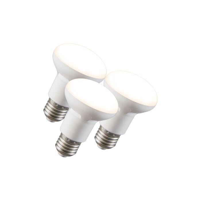 Set-of-3-E27-LED-Reflector-R63-8W-550LM