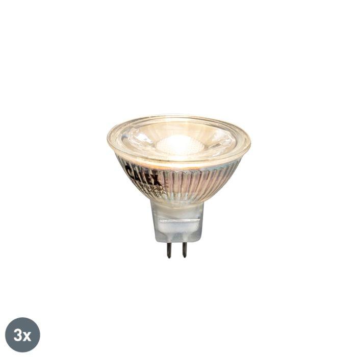 Set-of-3-LED-lamp-3W-230-lumen