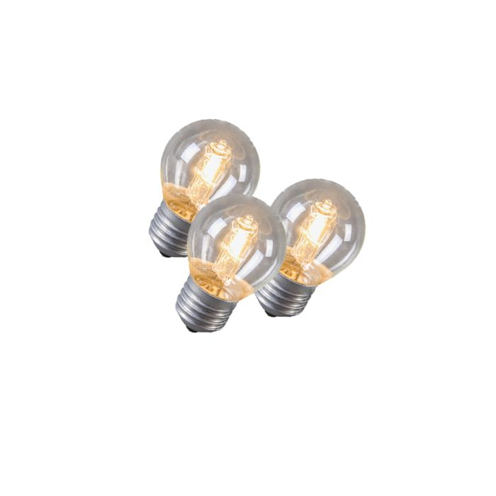 Set-of-3-E27-Halogen-42W-630LM