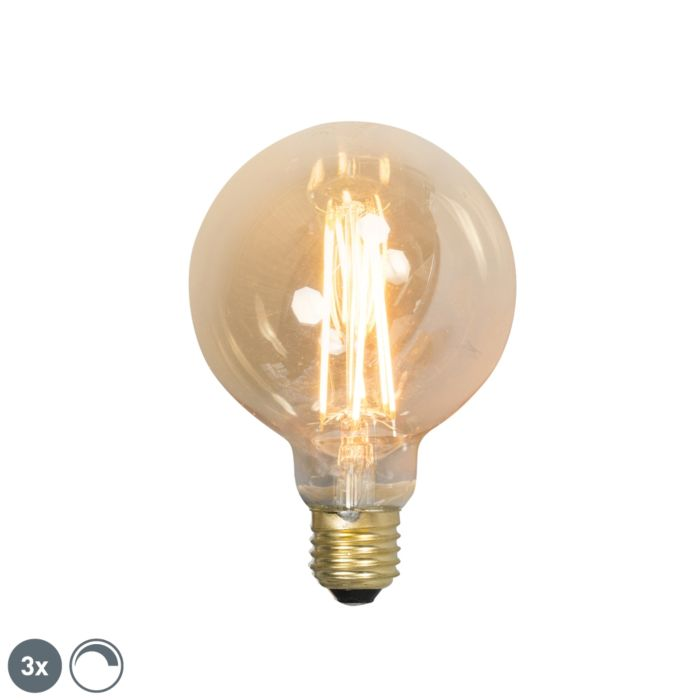 Set-of-3-E27-LED-G95-Gold-Filament-4W-320LM-2100K-Dimmable