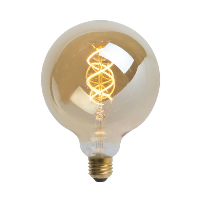 E27-LED-Spiral-Filament-Large-Globe-5W-300LM