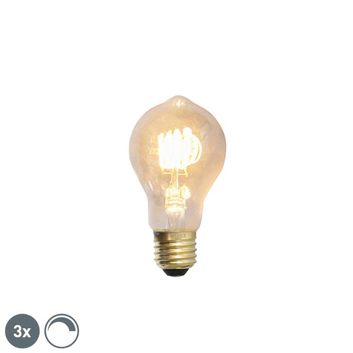 Set-of-3-E27-LED-Twisted-Filament-4W-200LM-2100K-Dimmable