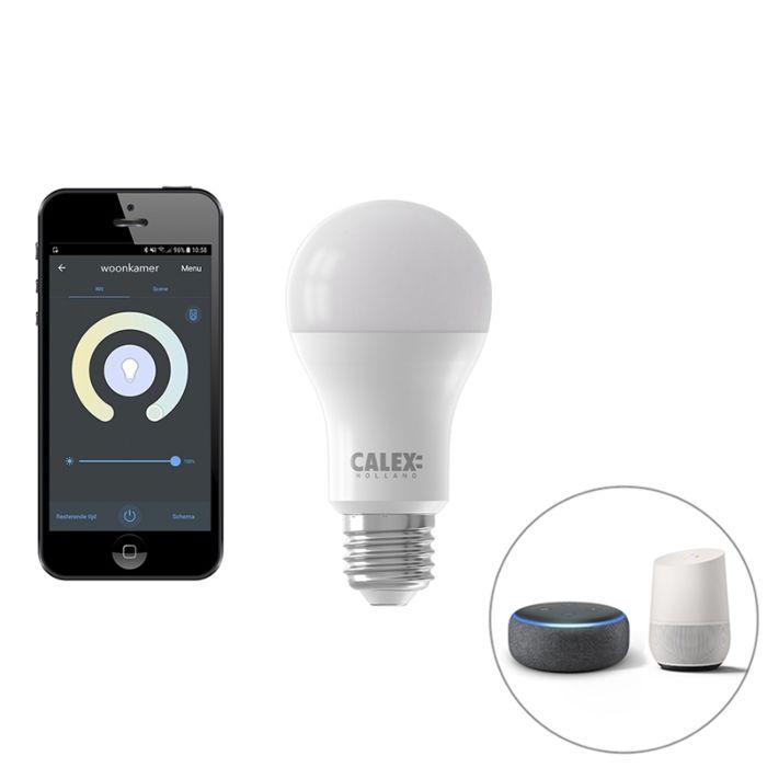 Calex-Smart-E27-LED-8.5W-806LM-2200K---4000K