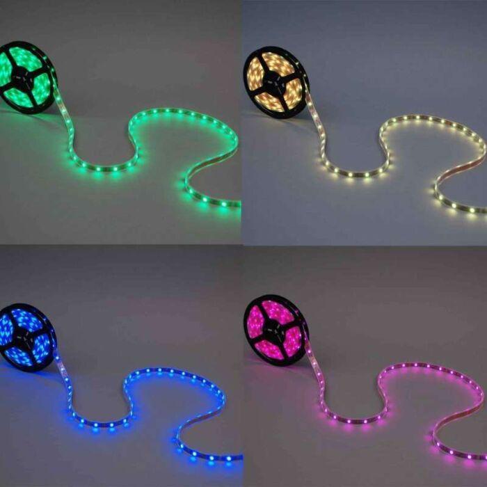 LED-Flex-strip-RGB-5-meters