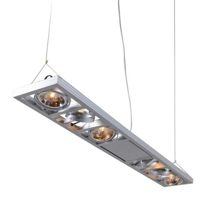Hanging-Lamp-Kardan-6-Long-Aluminium