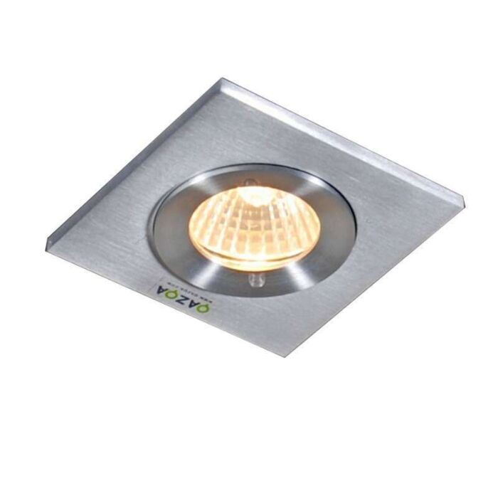 Recessed-Spotlight-Xena-Square-Aluminium