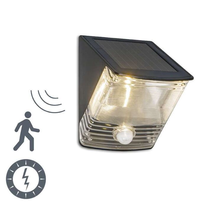 Outdoorlamp-Dark-LED-Solar-with-IR-Motion-Detector