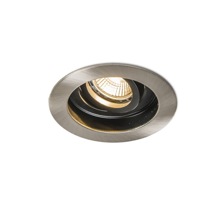 Modern-Recessed-Spotlight-Steel---Rondoo