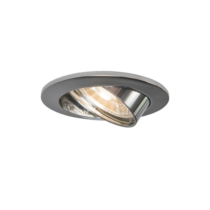 Round-Recessed-Spotlight-Chrome---Edu