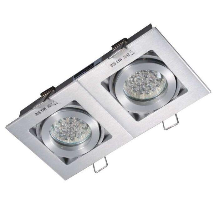 Built-In-Spotlight-Quadro-2-Aluminium