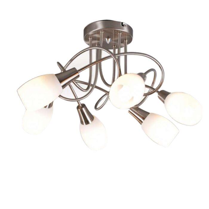 Ceiling-lamp-Andrea-6-steel