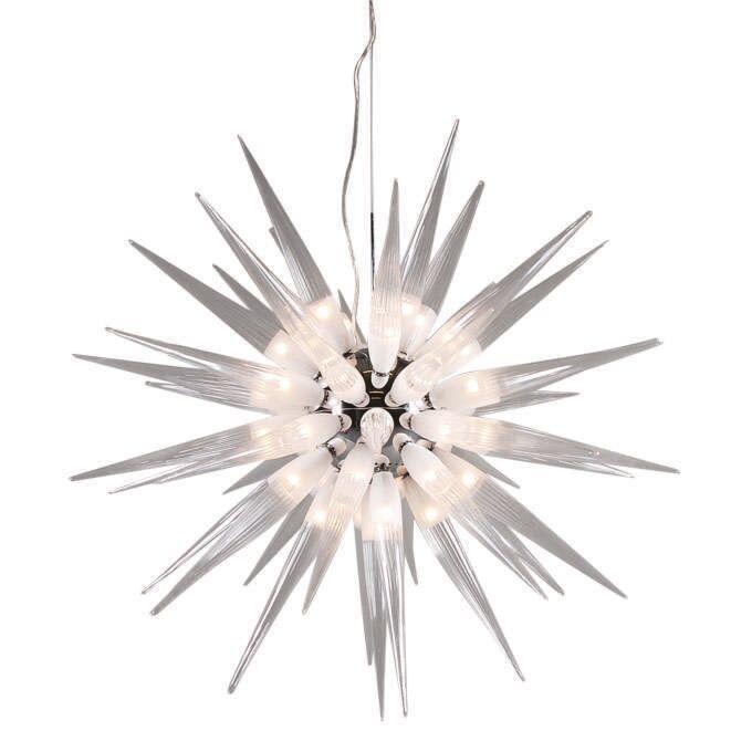Hanging-lamp-White-Sun-45-lights