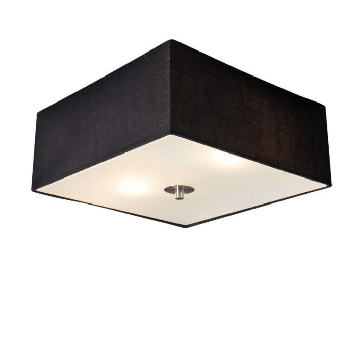 Ceiling-lamp-Drum-35-square-black