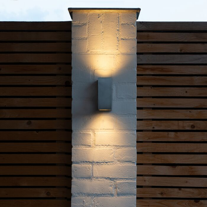 Modern-Wall-Lamp-Steel-IP44---Baleno-II