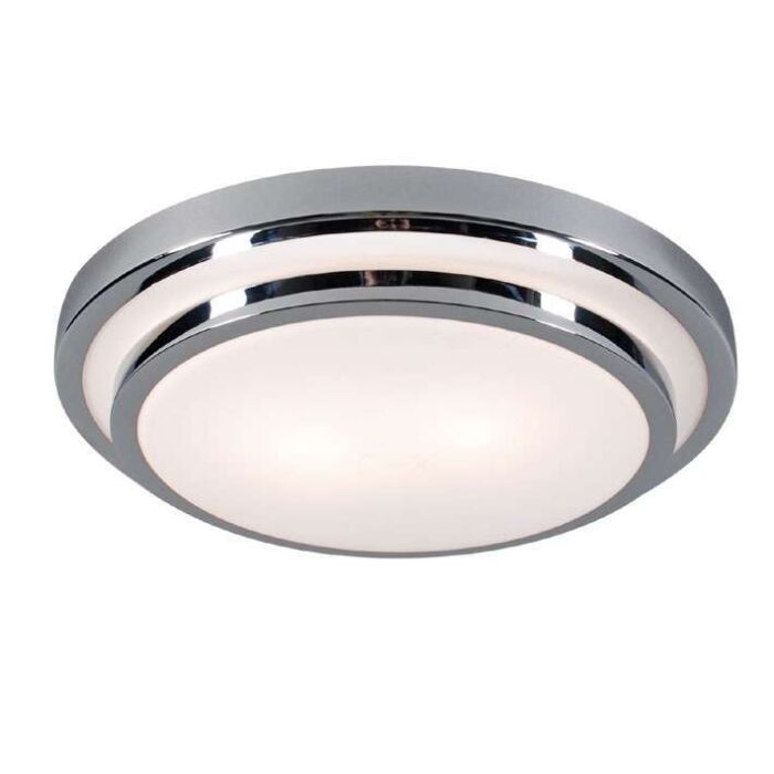 Ceiling-lamp-Baxter-Double-35-chrome