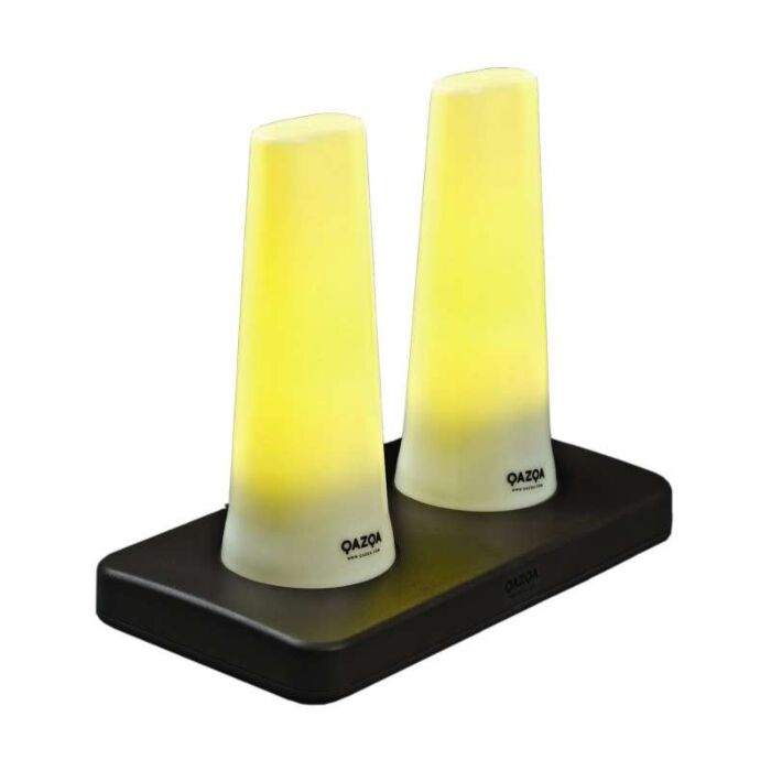 Rechargeable-LED-candle-light-TUBE---set-of-2-set