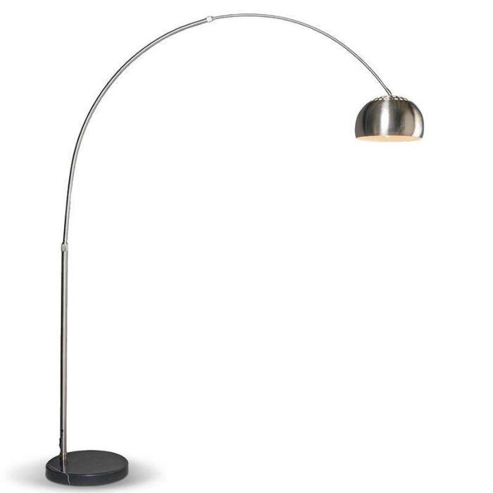 Modern-arc-lamp-steel-adjustable---Grande