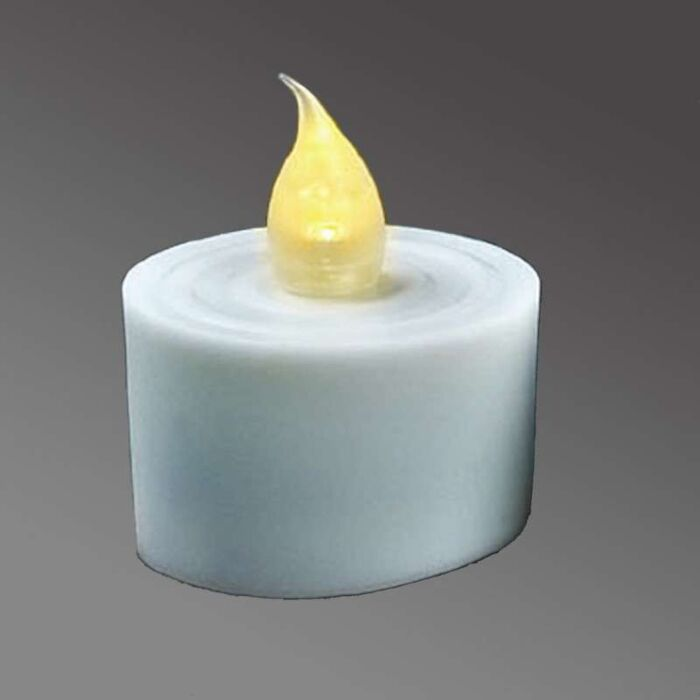 Rechargeable-LED-candle-light-(Extra)