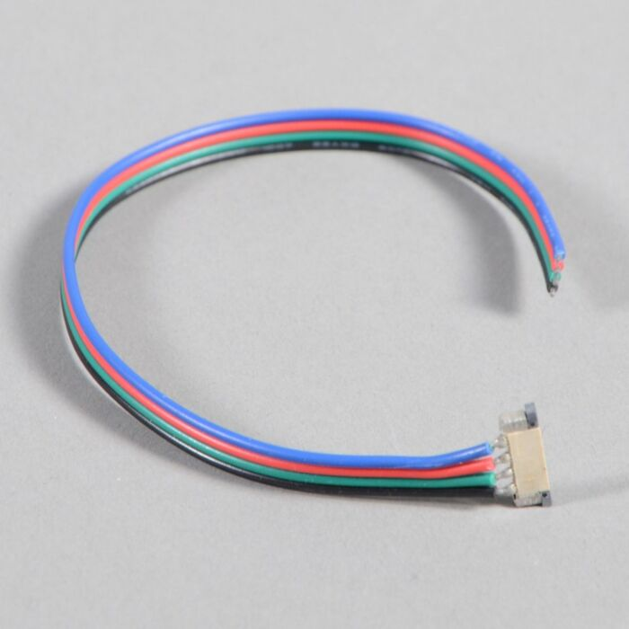 Connection-cable-for-RGB-LED-strip