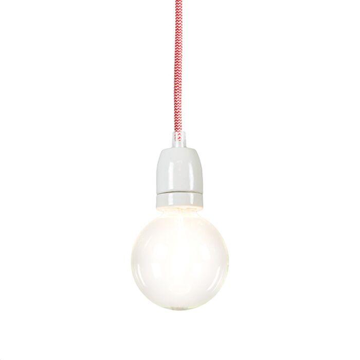 Pendant-Lamp-Cavo-Red-White