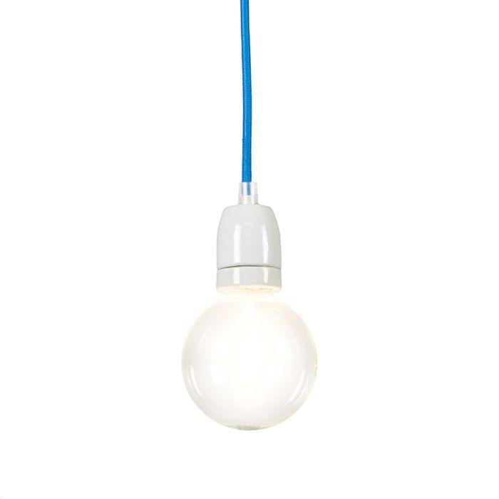 Pendant-Lamp-Cavo-Blue