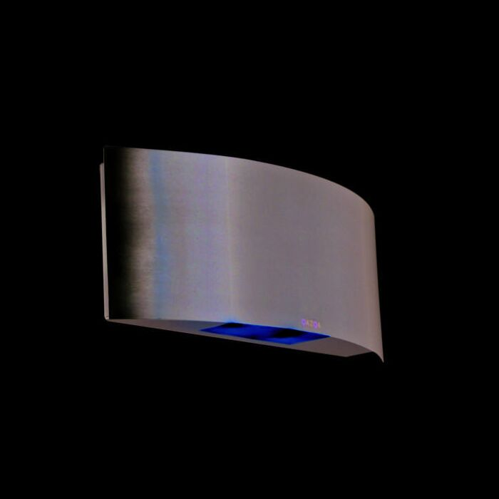 Wall-Lamp-Glis-LED-Stainless-Steel