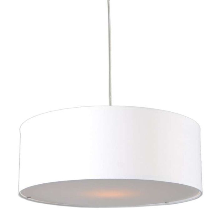 Pendant-Lamp-Tamburo-50cm-White
