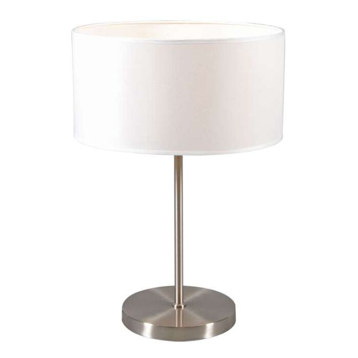 Table-Lamp-Lugar-Steel-with-White-Shade