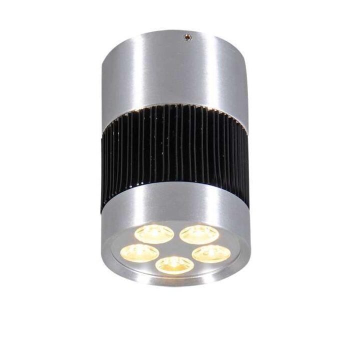 Ceiling-Lamp-Shot-I-LED-Aluminium