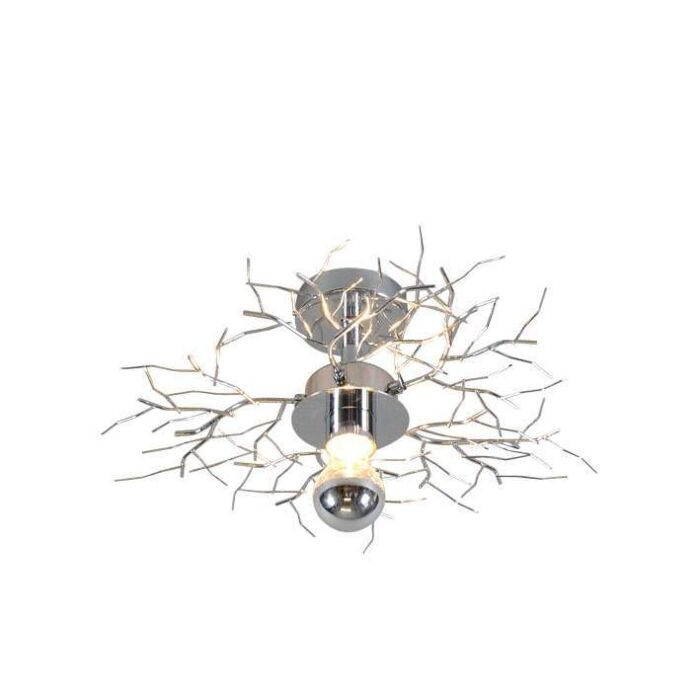 Ceiling-Light-Forest-1-Chrome