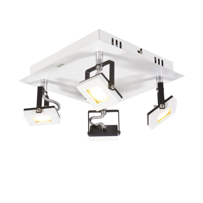 Spotlight-Pasar-4-Square-White