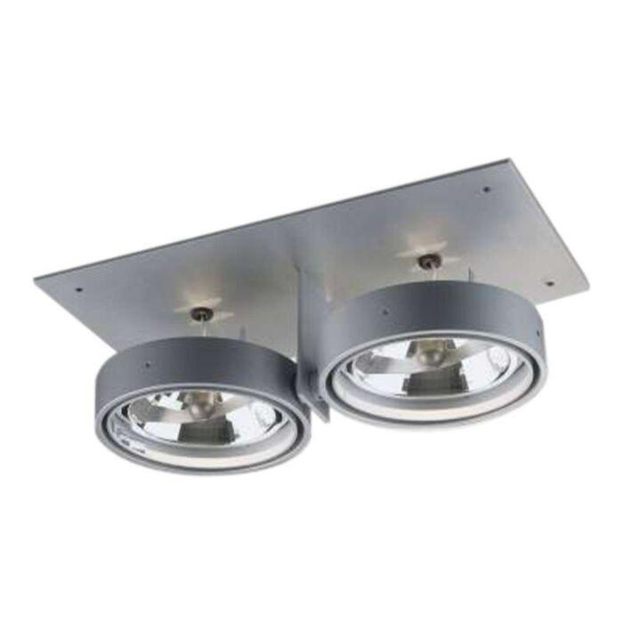 Delta-Light-Grid-In-ZB-2-QR-Aluminium