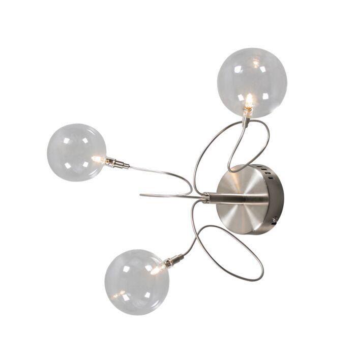 Soap-steel-wall/ceiling-lamp-3
