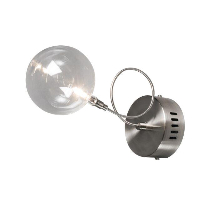 Soap-steel-wall-lamp-1