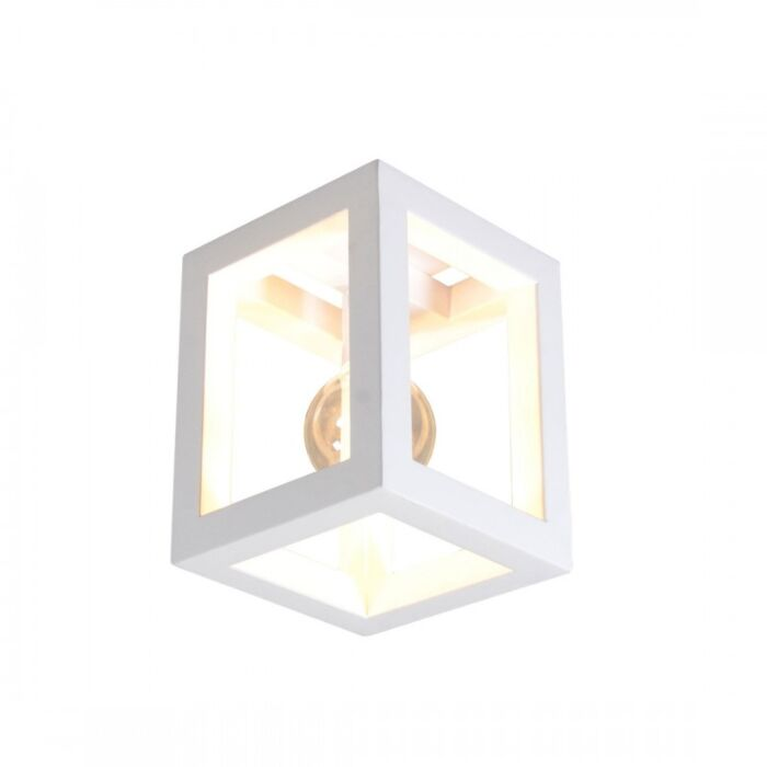 Ceiling-Lamp-Cage-1-White