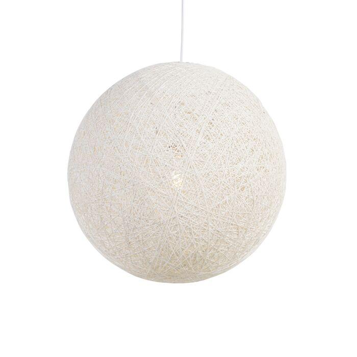 Country-hanging-lamp-white-60-cm---Corda