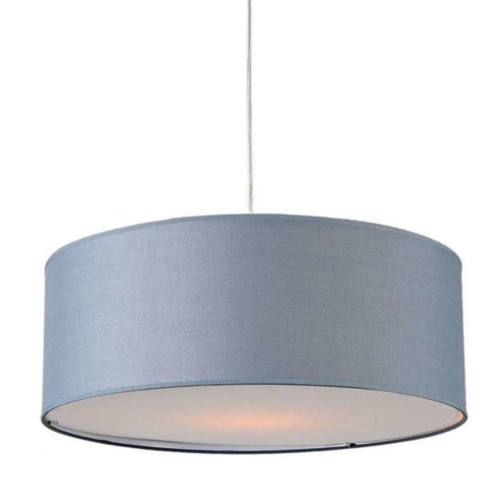 Pendant-Lamp-Tamburo-50cm-Grey