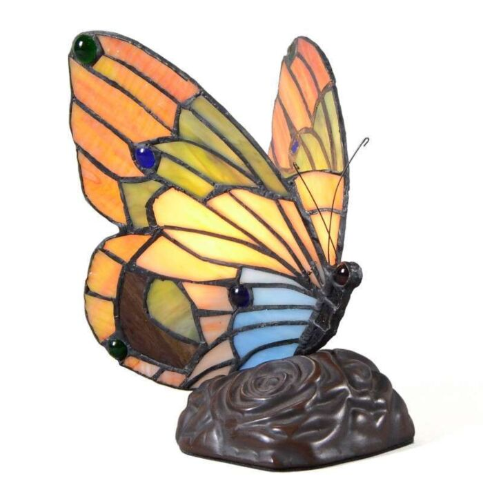 Tiffany-Table-Lamp-Butterfly