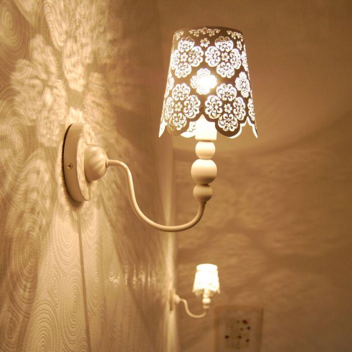 Wall-Lamp-Lace-White