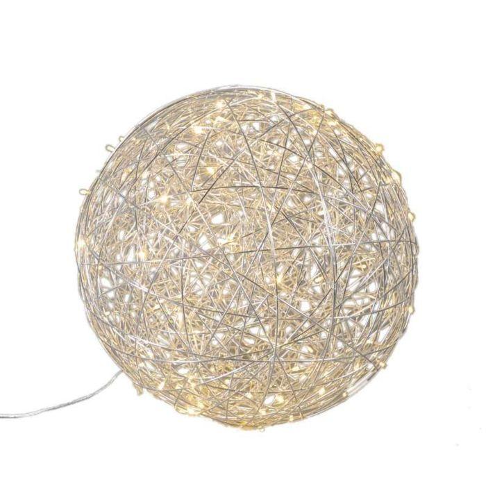 Floor-Lamp-Draht-Sphere-60cm-LED-Aluminium