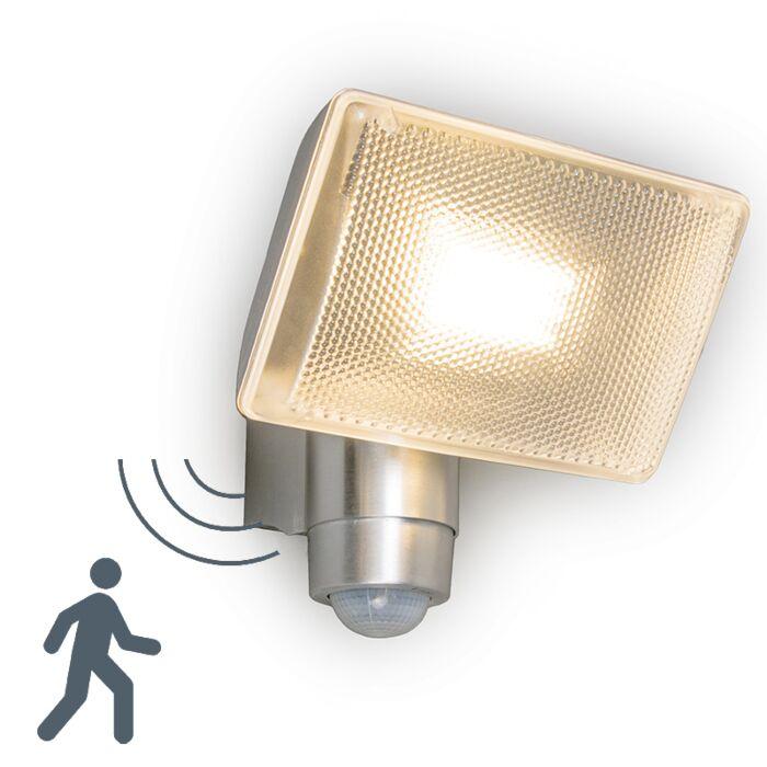 LED-Floodlight-VAP-Delux-with-Motion-Sensor-Aluminium