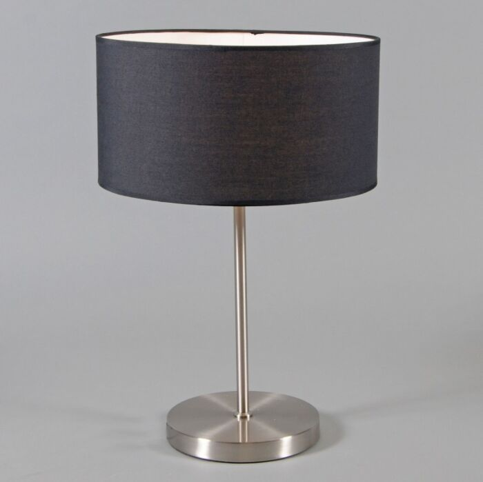 Table-Lamp-Lugar-Steel-with-Black-Shade