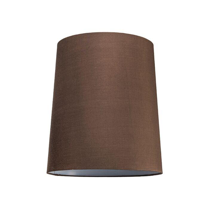 Shade-Round-35cm-SU-E27-Brown